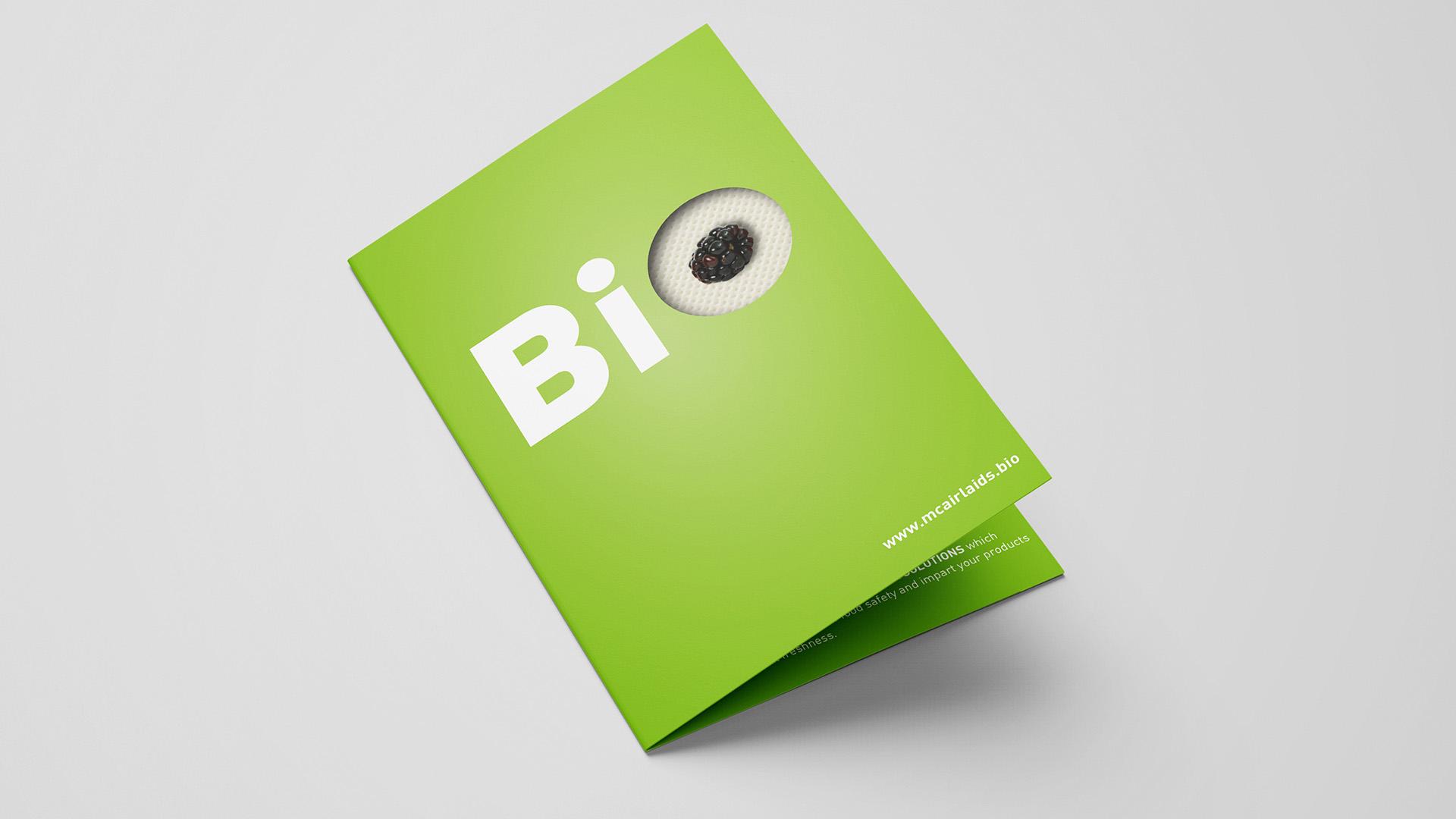 Bio Produktlinie Fruitpads