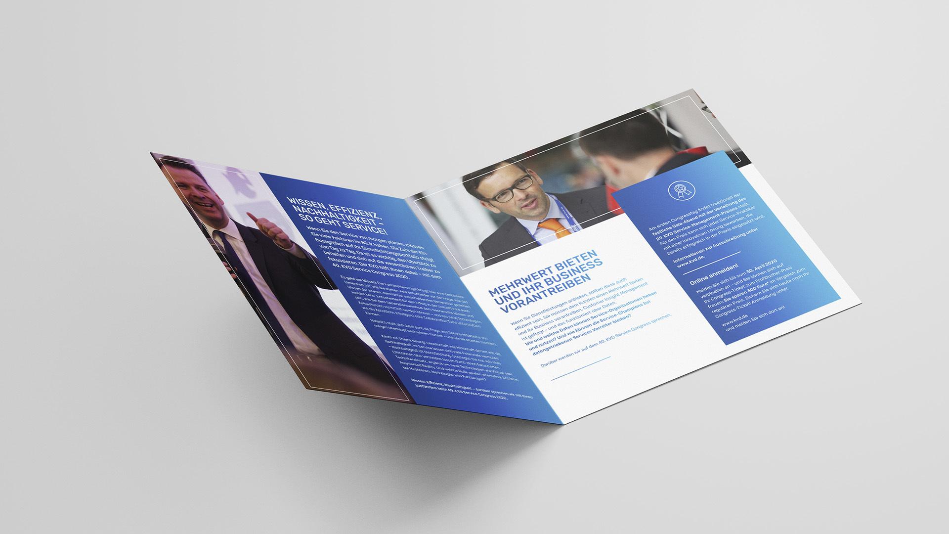KVD Congress-Broschüre