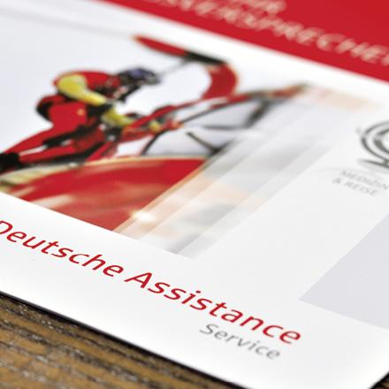 Deutsche Assistance Versicherung AG – Markenentwicklung