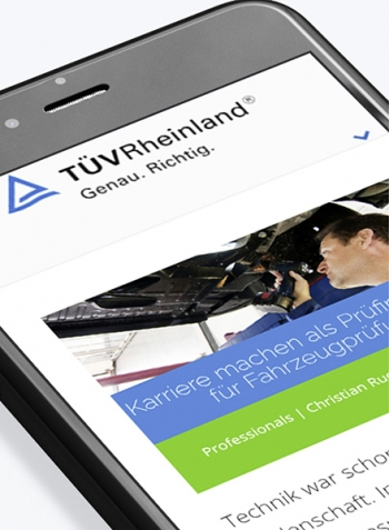 TÜV Rheinland – Launch Blog