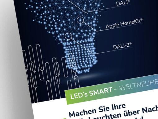 Markenentwicklung – Brand Design für smarte Lampensteuerung