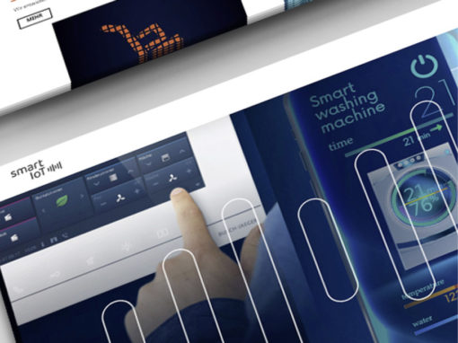 Smart IoT – Markenentwicklung und agiles Designmanagement für die Pioniere des Internet of Things