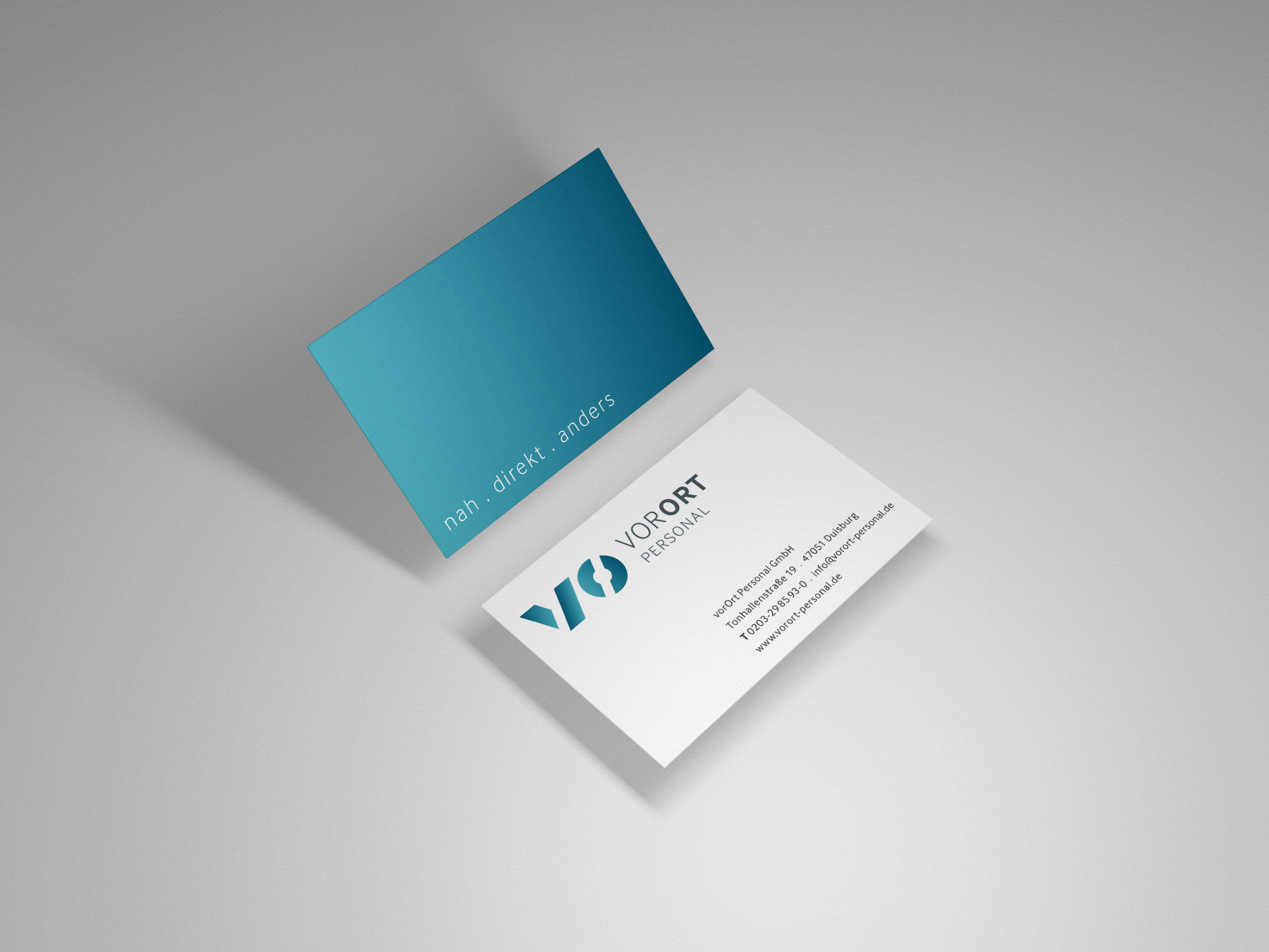 Visitenkarten VorOrt