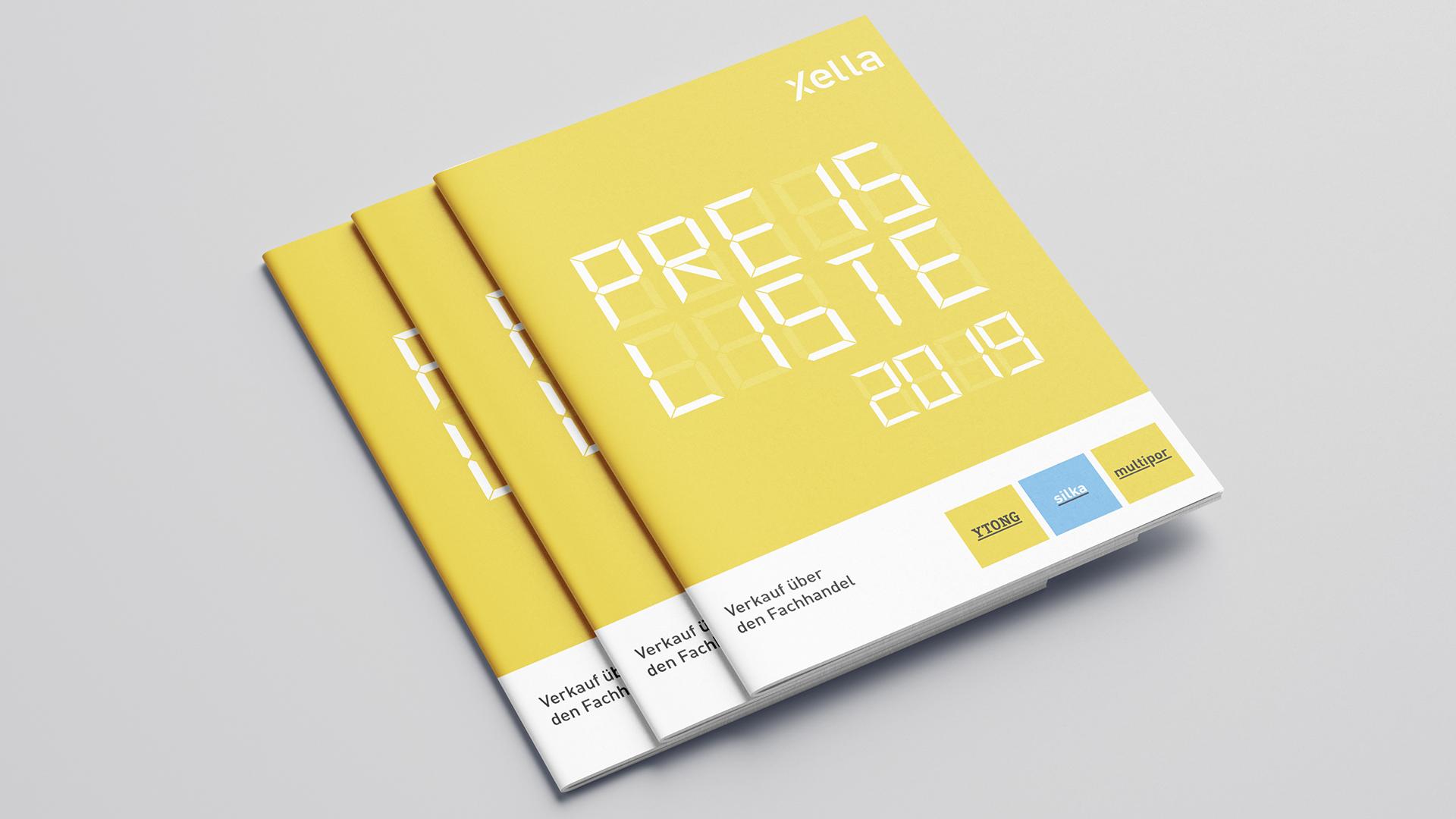 Xella Deutschland GmbH Preislisten 2019 by reviergold Duisburg