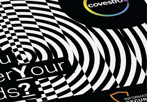 Covestro AG – Interne Kampagne zum Thema Passwortsicherheit