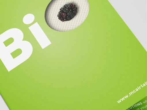 McAirlaid´s – Markenentwicklung einer BIO-Produktlinie für Lebensmittelverpackungen