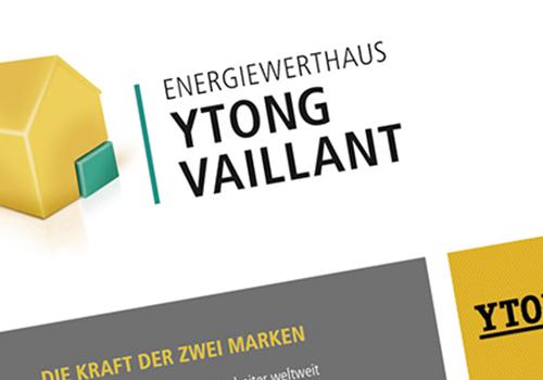 Vaillant & Xella – Markenrelaunch Energiewerthaus